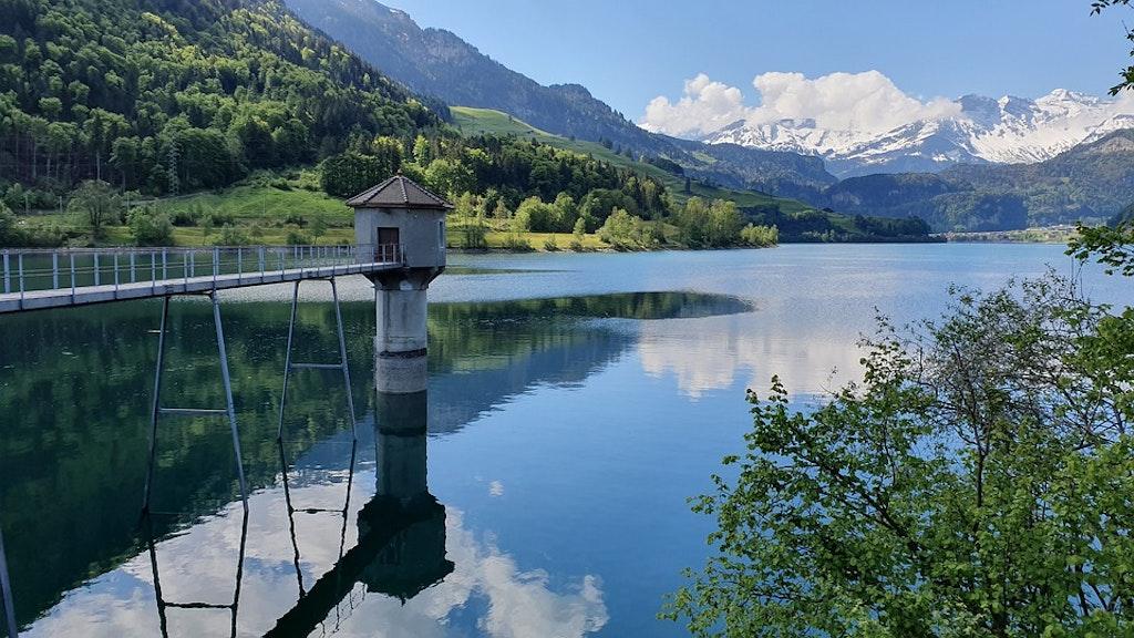 Lake Lungern, Films shot in Switzerland