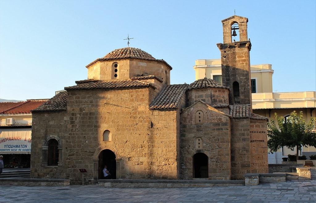 Castle of Kalamata, Best Castles in Greece