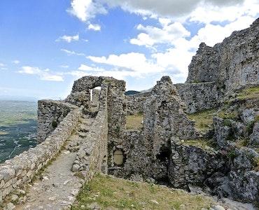 Castles in Greece