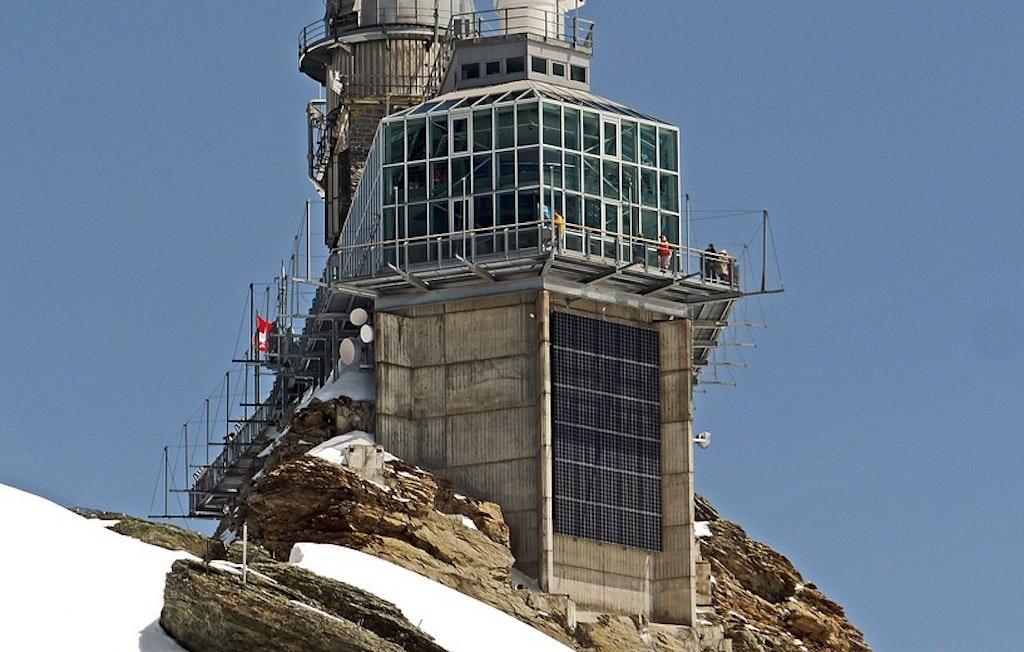 Observatory, Jungfraujoch, Bern
