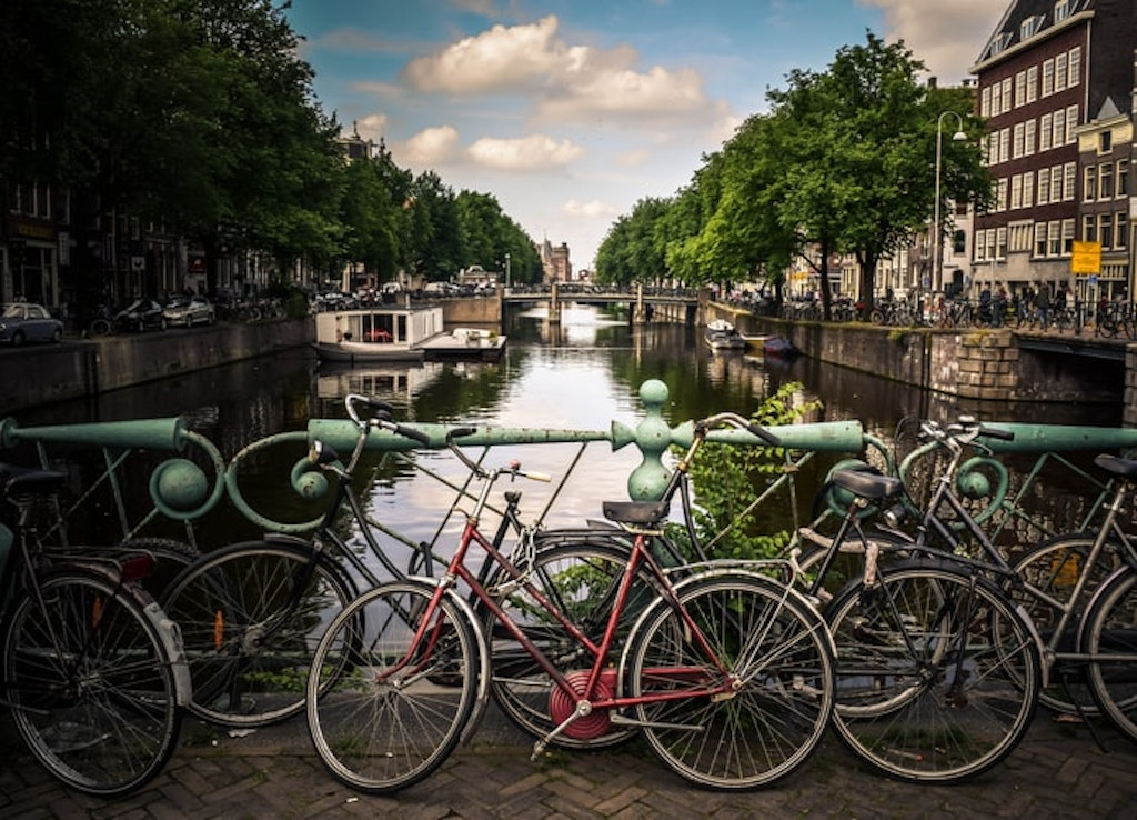 Amsterdam, Places to visit in Europe in July