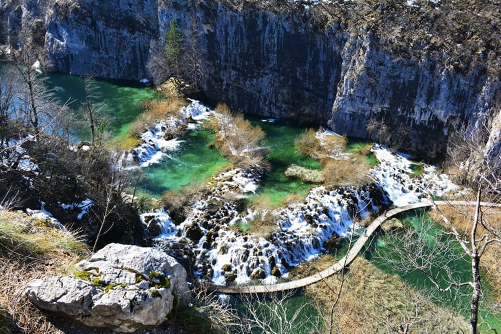 Plitvice Lakes National Park, Croatia, Europe