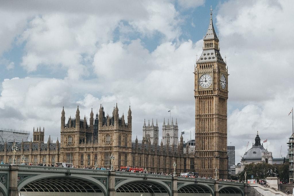 Big Ben, Clock Tower, London