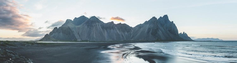 Reynisfjara, Black Sand Beach, Iceland in july https://unsplash.com/photos/ABtmE3jhaPQ