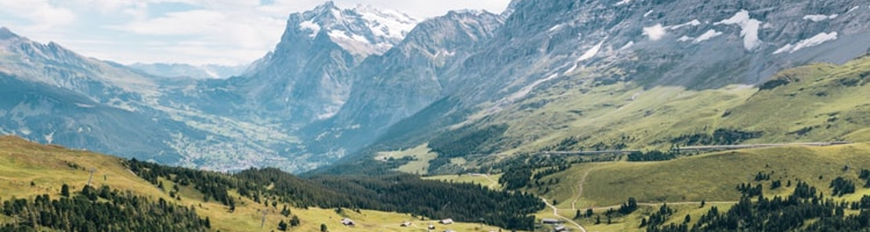 Films shot in Switzerland