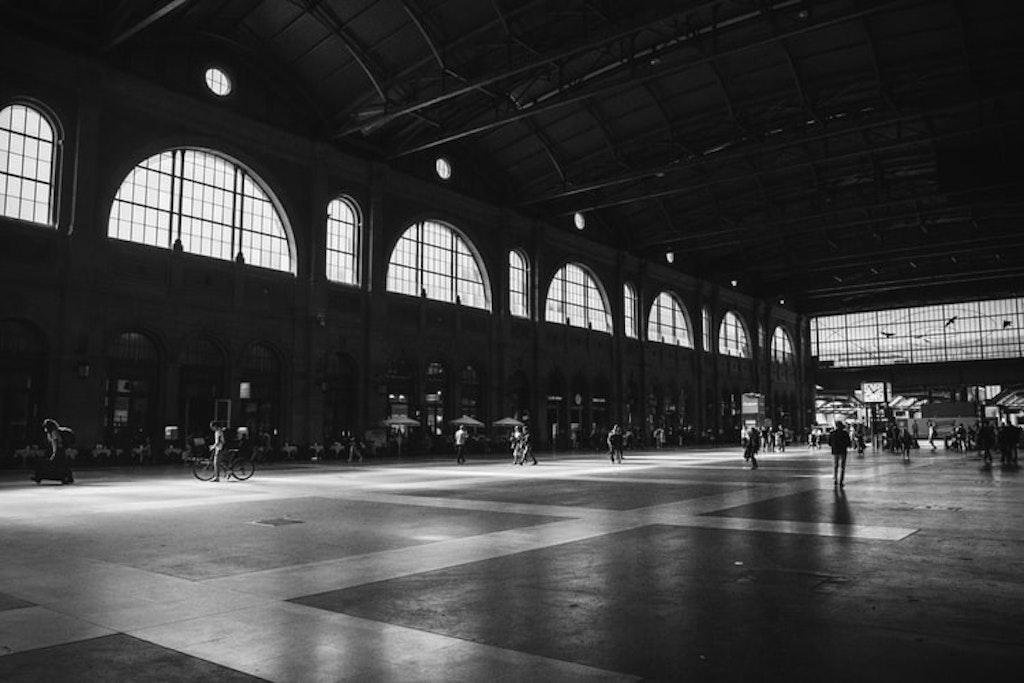 Zürich main station, Films shot in Switzerland