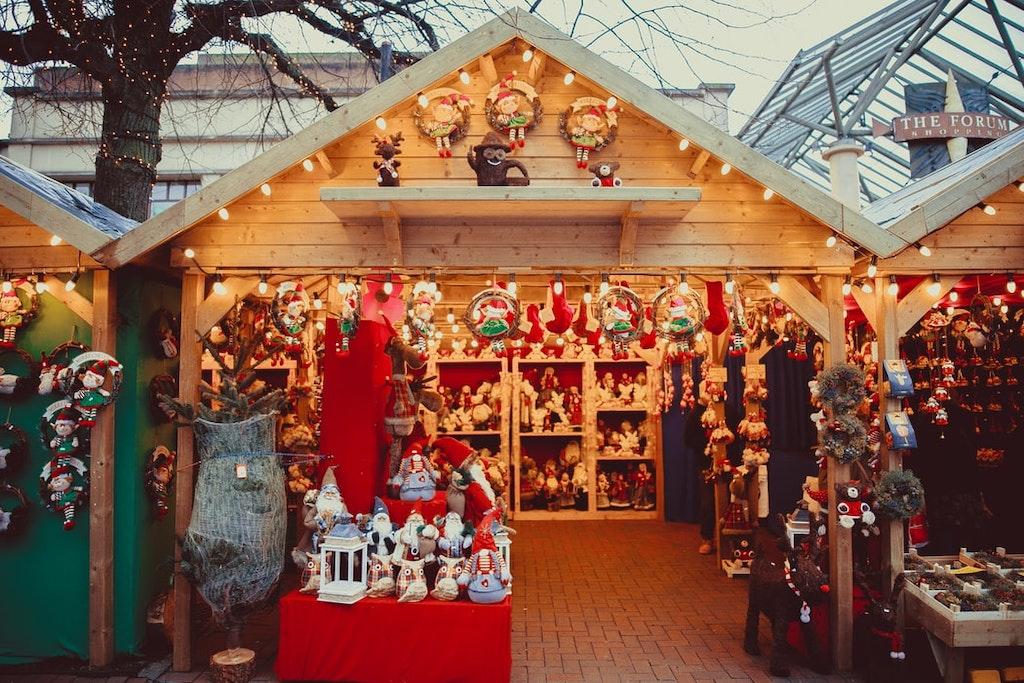 Visit to Christmas Market