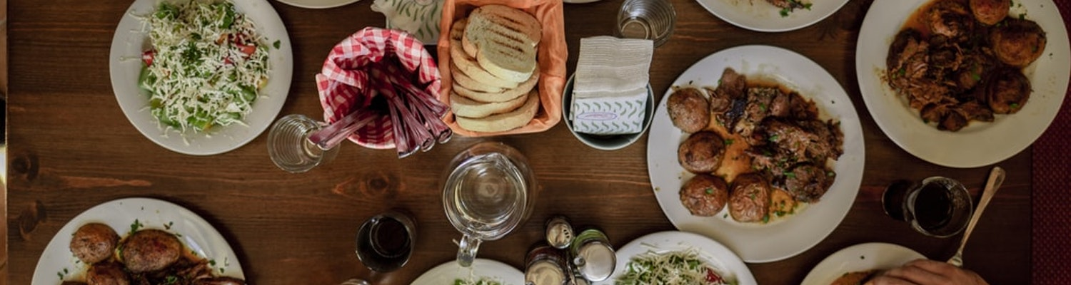 Places to eat in Reykjavik