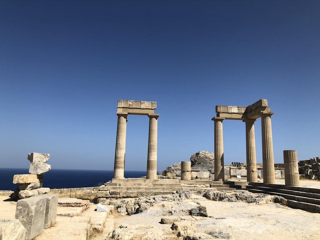 Rhodes Castle, Best Castles in Greece