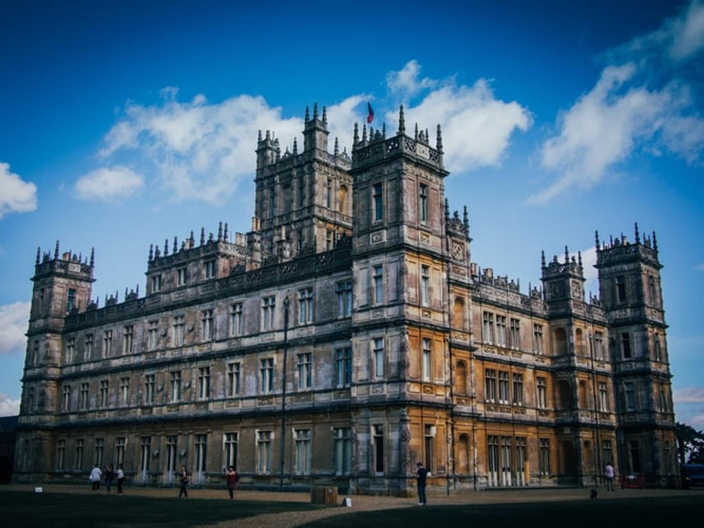 Filming locations of Downton Abbey to visit in London
