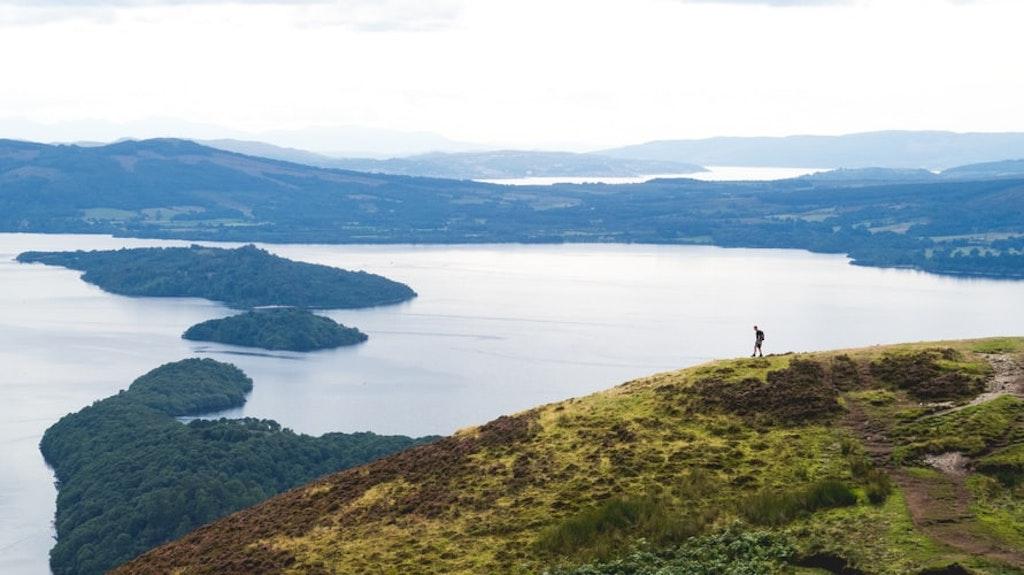 Loch Lomond and Trossachs, Scotland