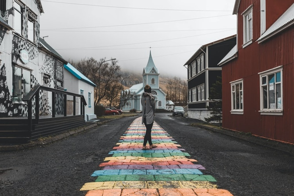 Seyðisfjörður, Iceland ; Places to Visit in Iceland in July