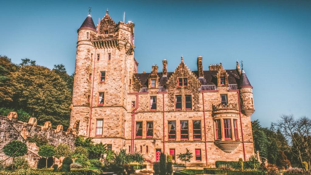 Belfast castle, things to do in Europe in July