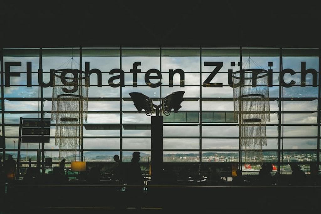 Flughafen Zürich Kloten (Zurich Airport)