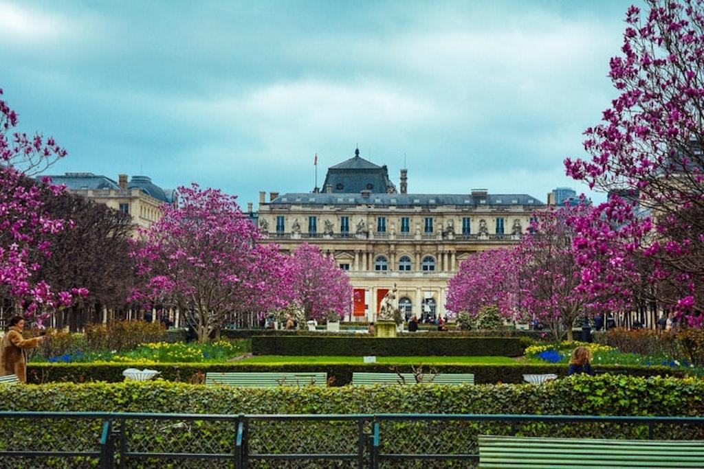 Luxembourg Garden, Places to visit near Panthéon in Paris