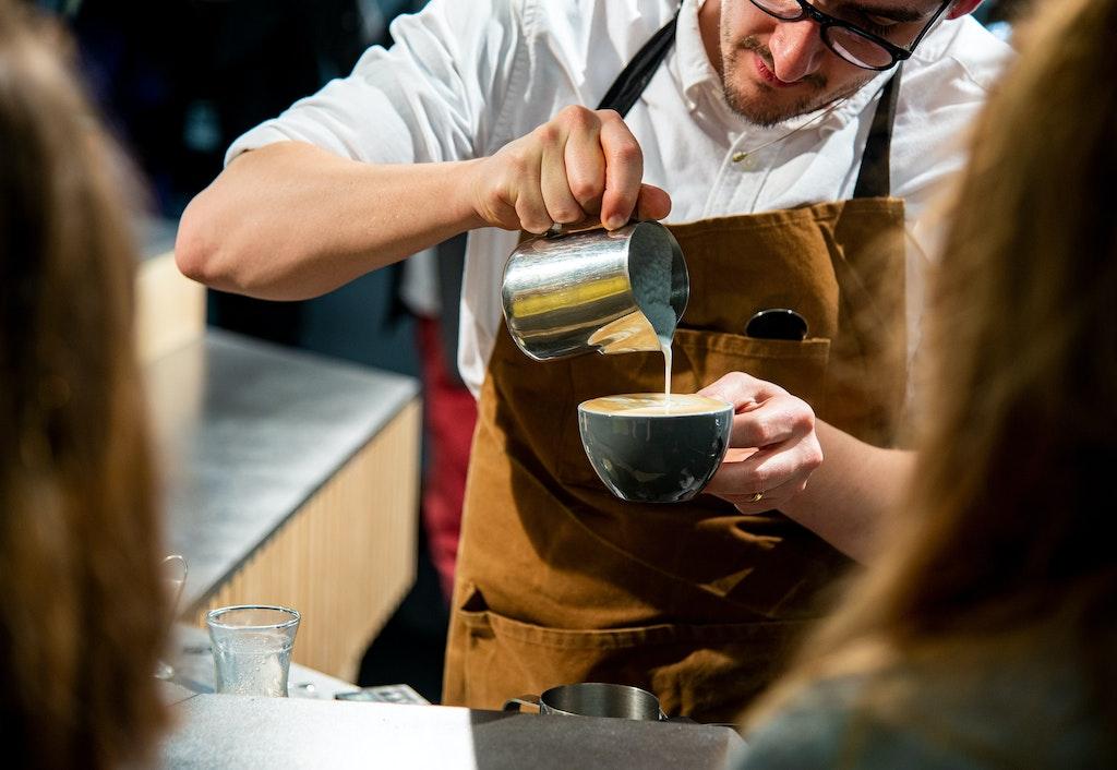 London Coffee Festival, London in March