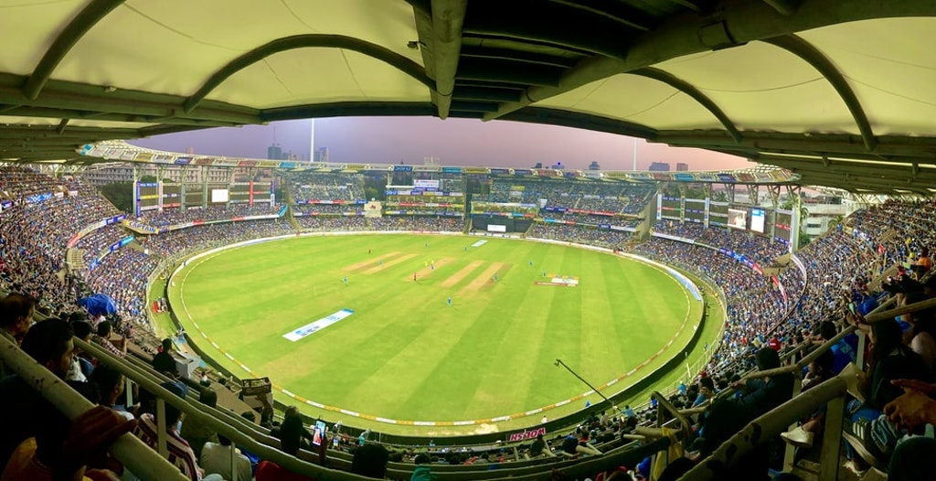 Cricket stadium, IPL and T20 World Cup