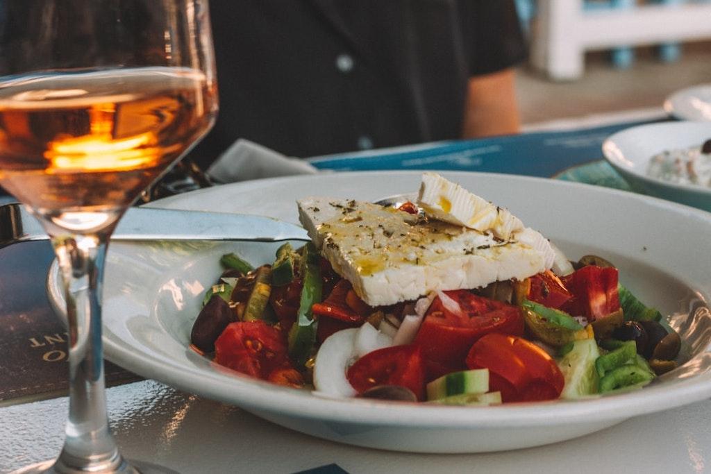 Naoussa Cafe in Santorini, 15 Best Cafes in Santorini