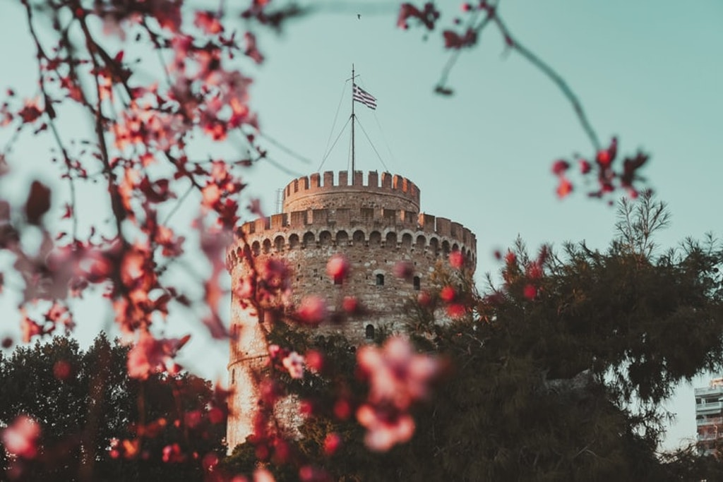 Thessaloniki, Facts and figures of Greece