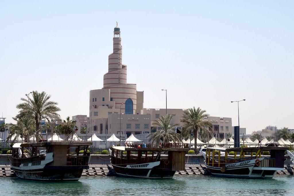 The Doha Corniche, Dubai vs Qatar