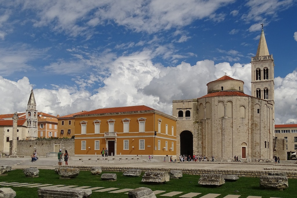 Explore the Medieval Churches of Zadar, St Donatus, 10 things to do in Zadar