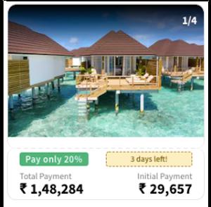 3 Nights Stay At Sun Siyam Olhuveli Resort, Maldives All Inclusive