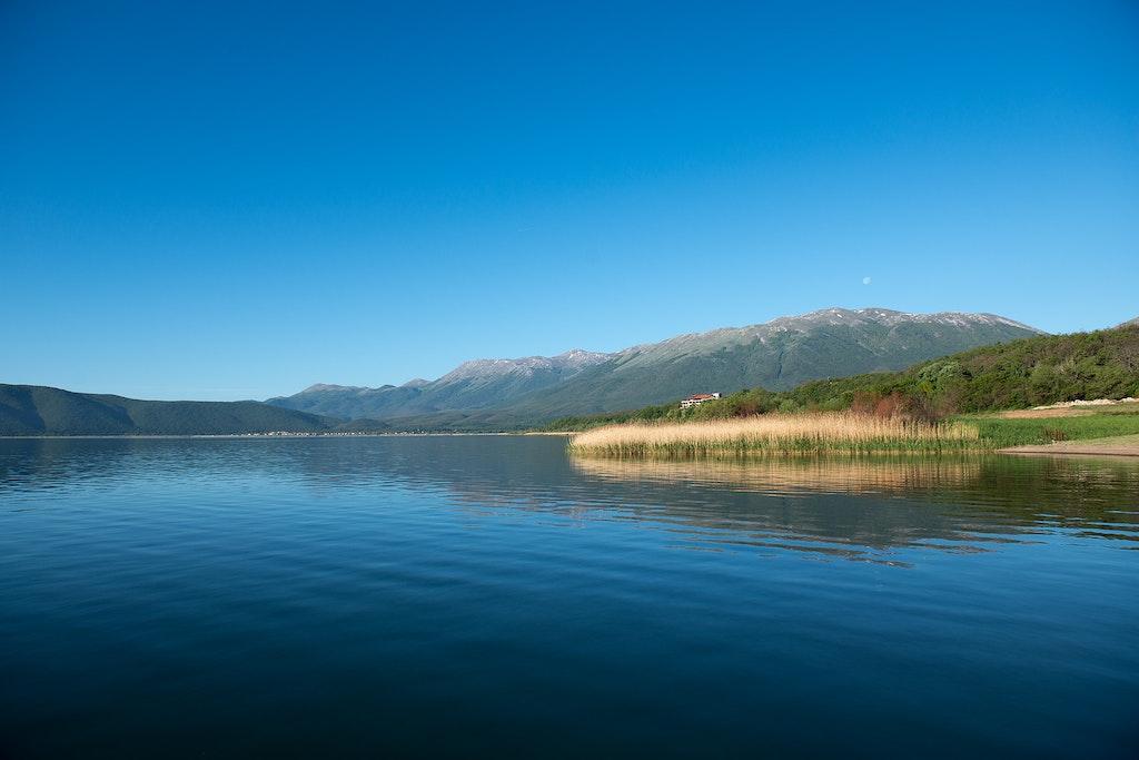 National Park of Prespa, Best National Parks in Greece