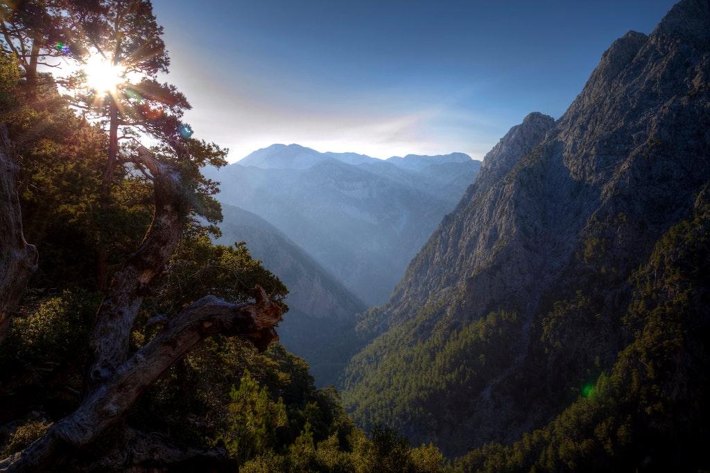 Samaria National Park, Best National Parks In Greece
