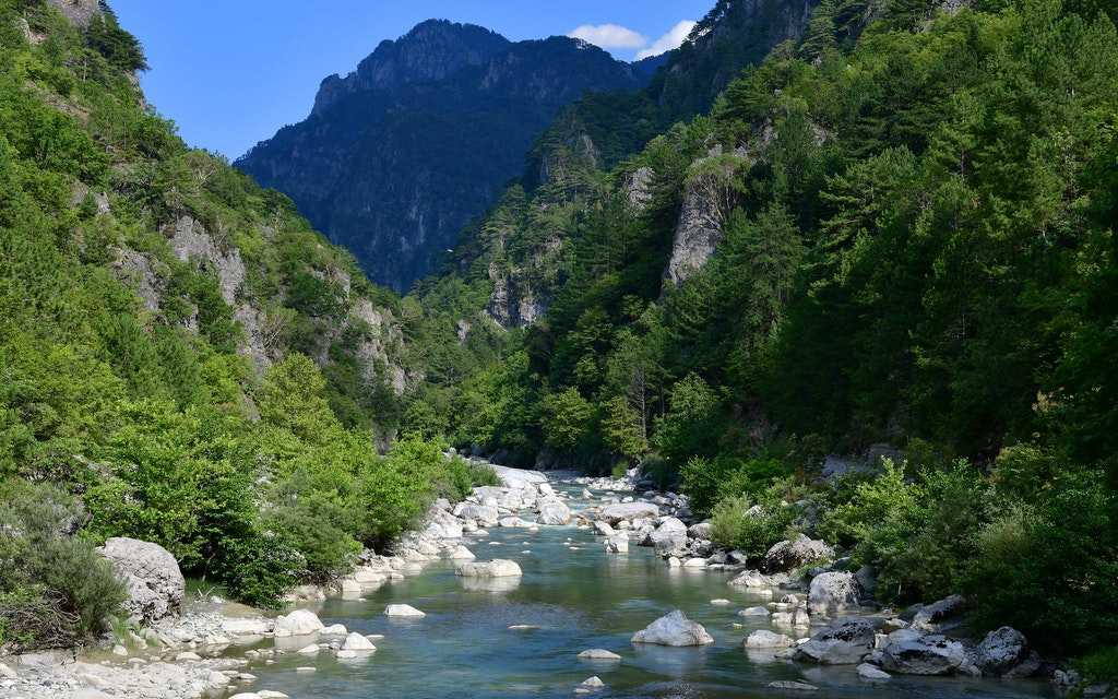Vikos Aoos National Park, Best Parks In Greece