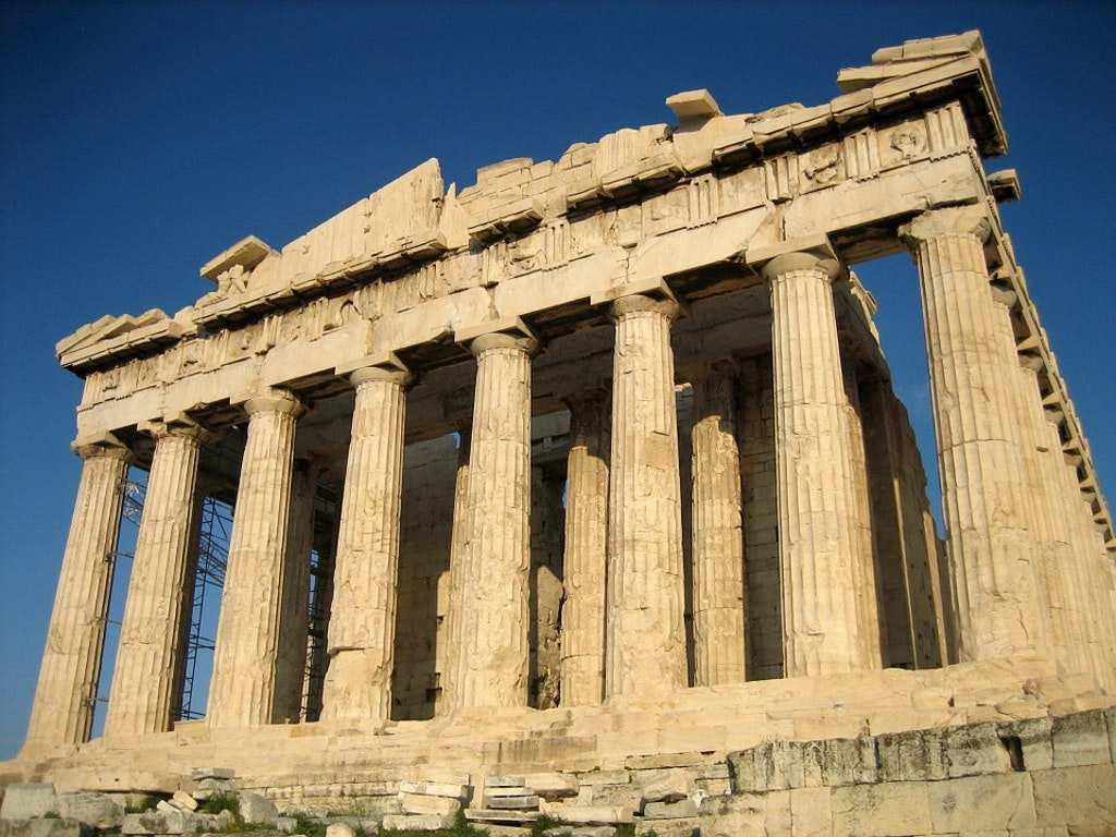 Acropolis of Athens, Most Interesting Historical Places to Visit in Europe