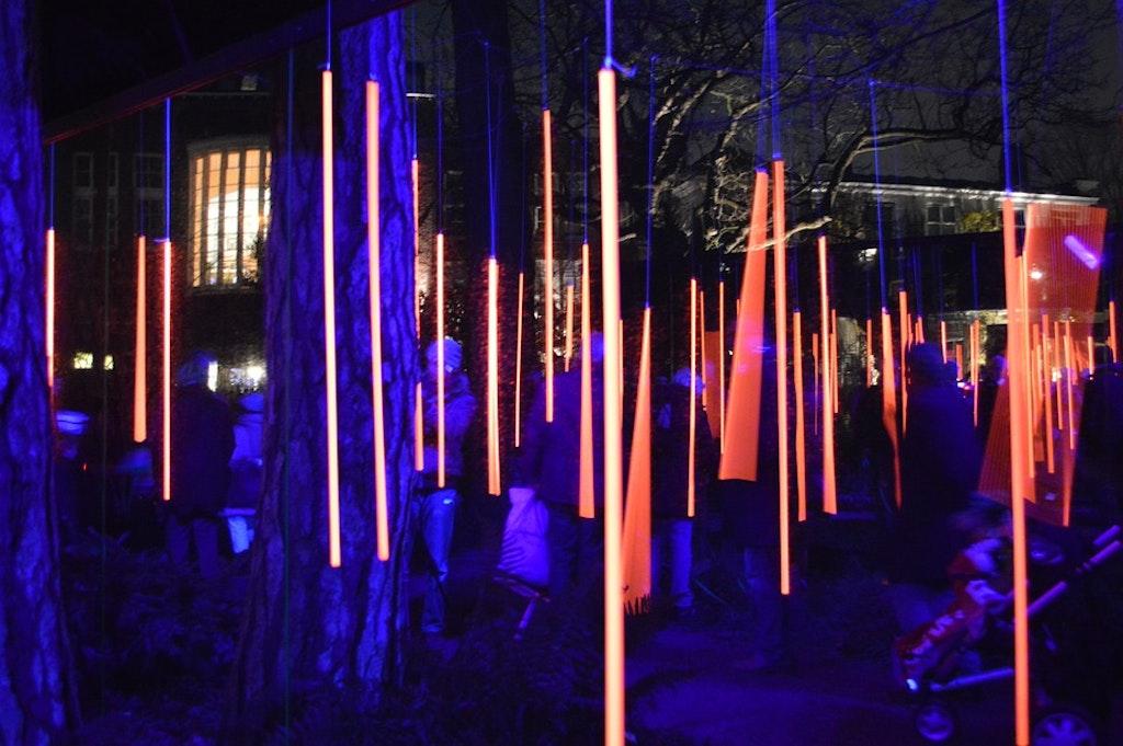 Amsterdam light festival, the netherlands, Best Winter Festivals in Europe