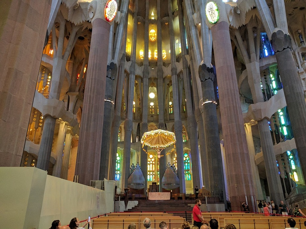 Basilica of the Sagrada Familia, Most Interesting Historical Places to Visit in Europe