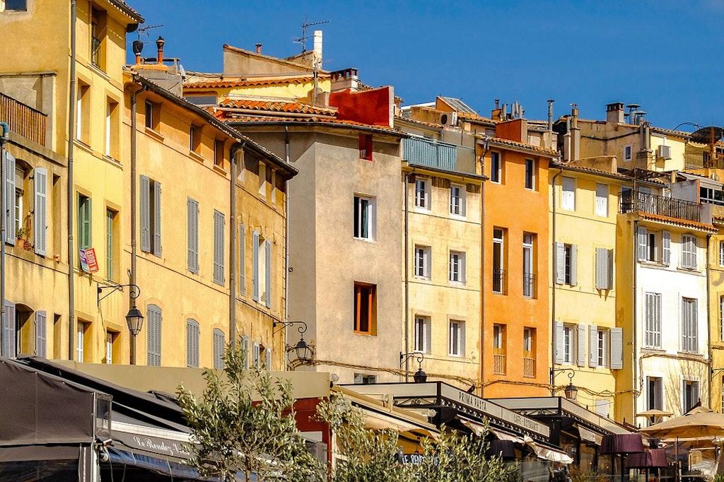 Edificio de Aix en provence