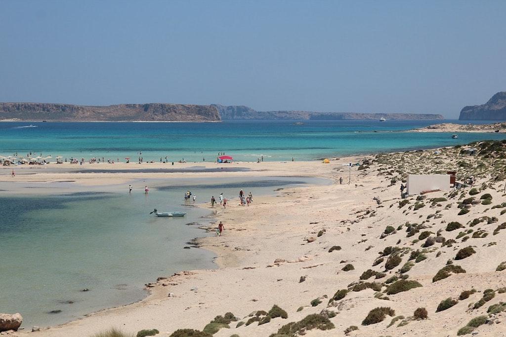 Balos Beach, Best Beaches in Crete