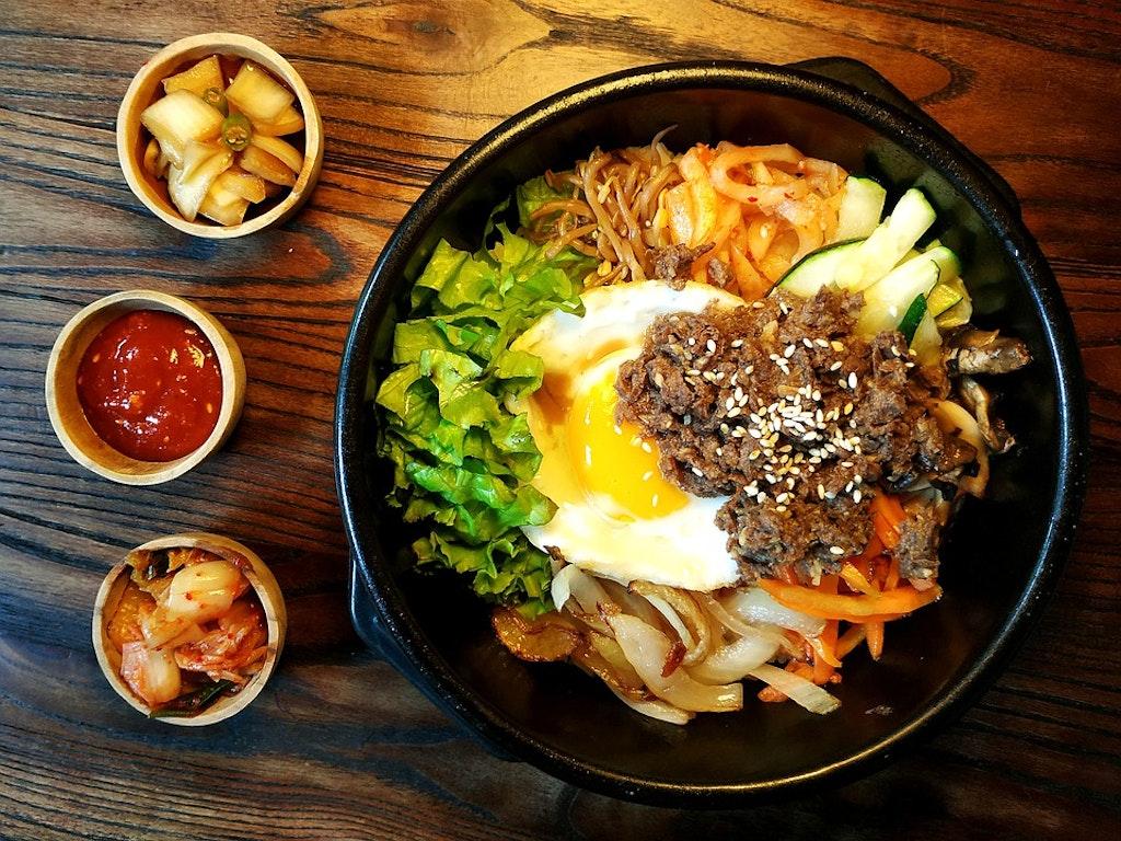 Comida coreana, los mejores restaurantes en Interlaken, Suiza