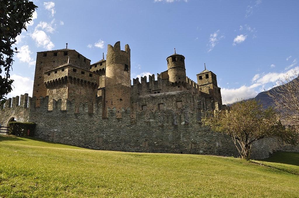 Castillo de Fénis