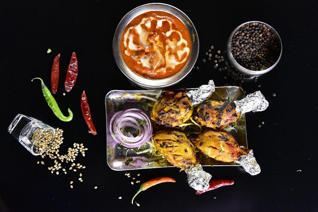 Comida india, los mejores restaurantes en Interlaken, Suiza
