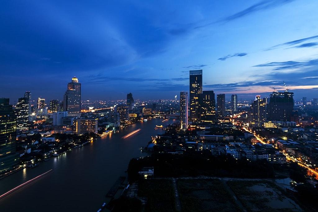 view, skyscraper