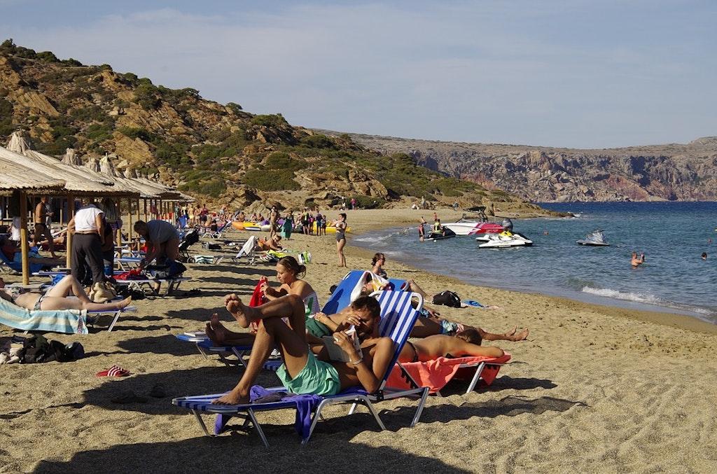 Vai Beach, Best Beaches in Crete