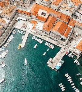 Croatia in April