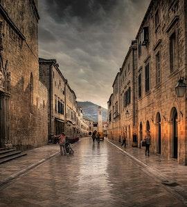 Croatia in August