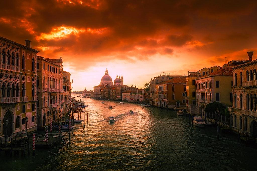 Venice, Italy, World's Most Romantic Cities