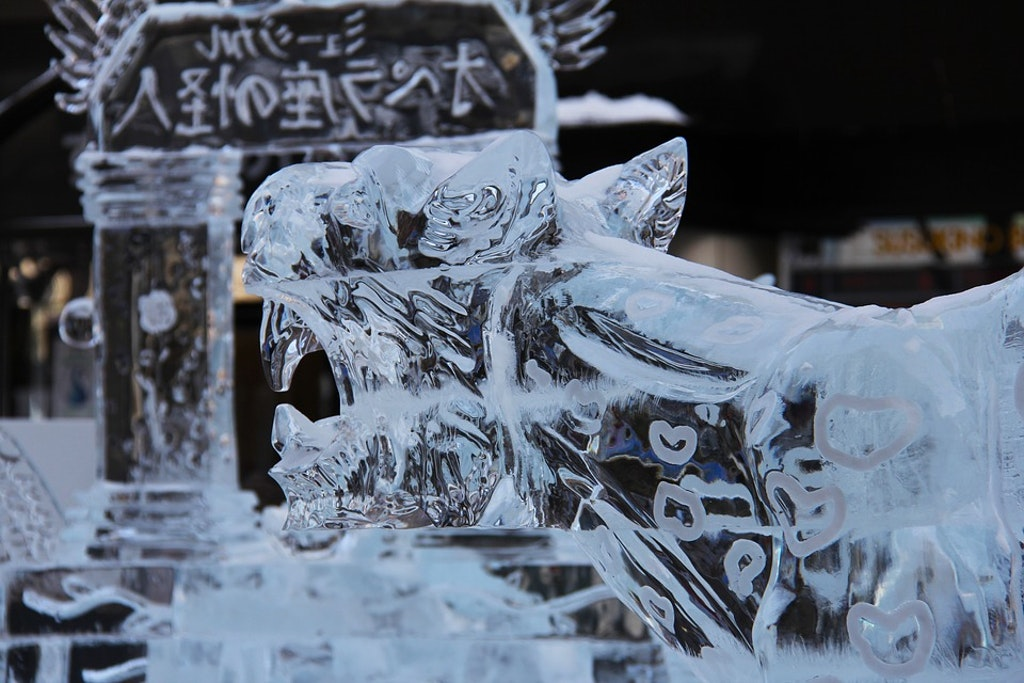 Ice sculpture festival, zwolle, netherlands, Best Winter Festivals in Europe