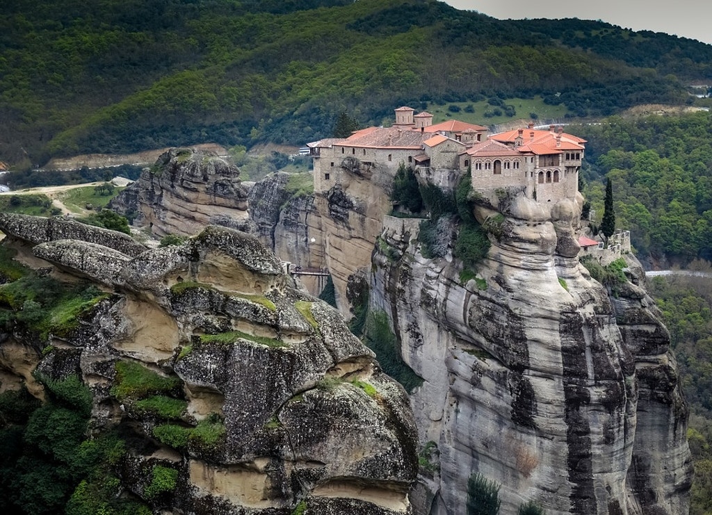 Meteora, Most Interesting Historical Places to Visit in Europe
