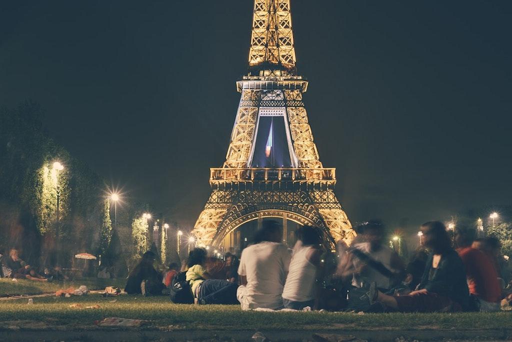 la Torre Eiffel - consejos de viaje de Francia