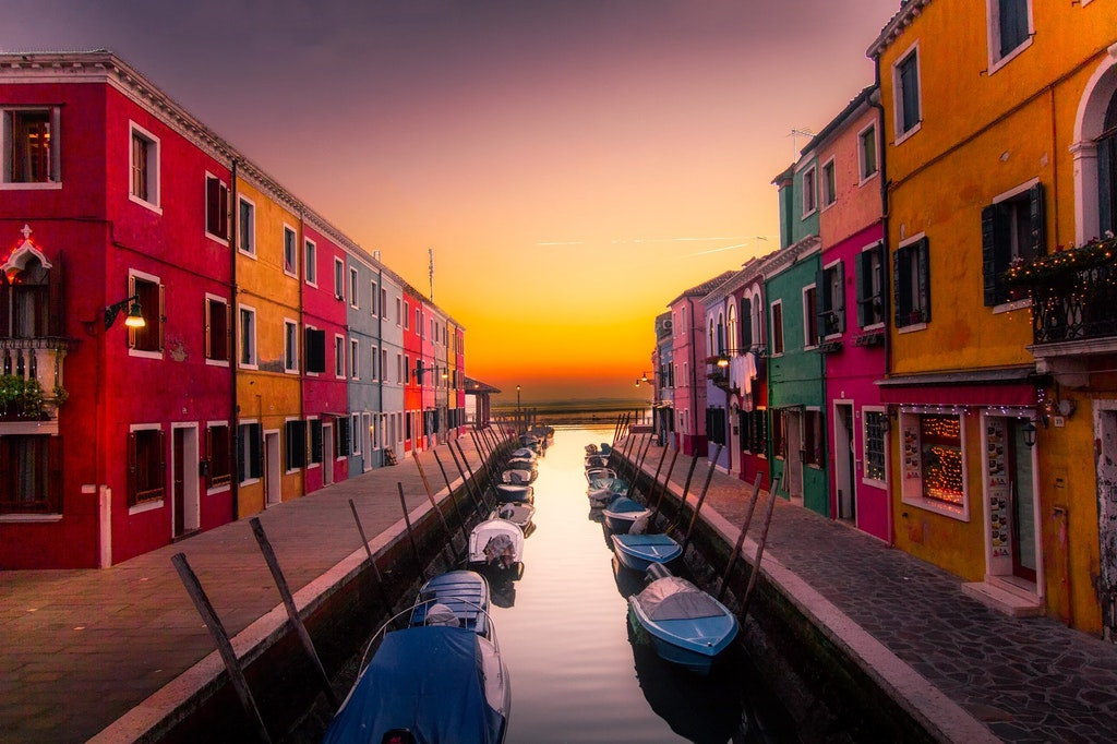 Venice, Italy, Travel to Europe on a budget