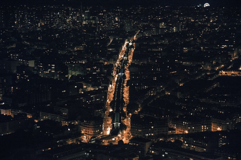 view from Montparnasse Tower, things to do in paris