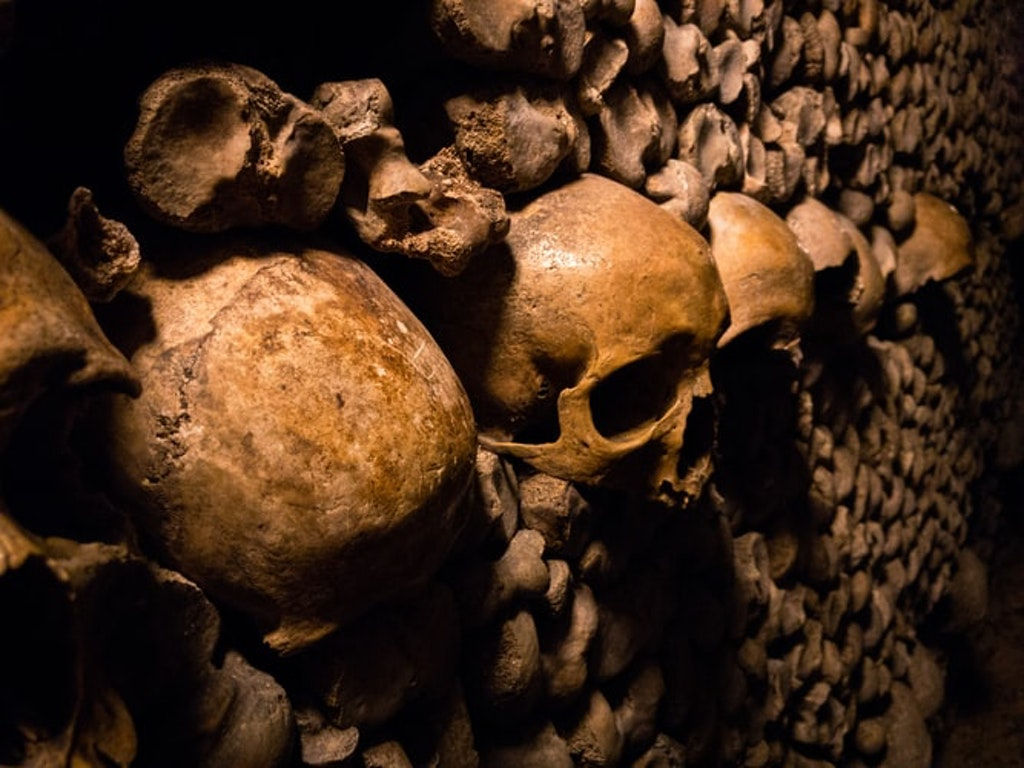 catacombs, Things to to in paris france