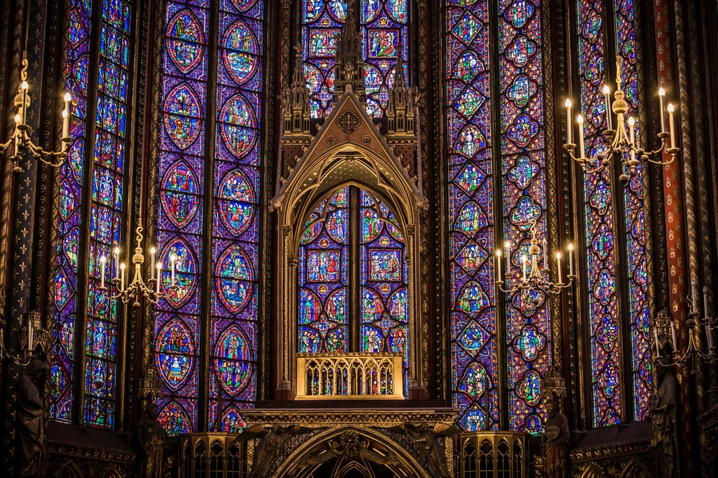 Sainte Chapelle, France, things to do in Paris
