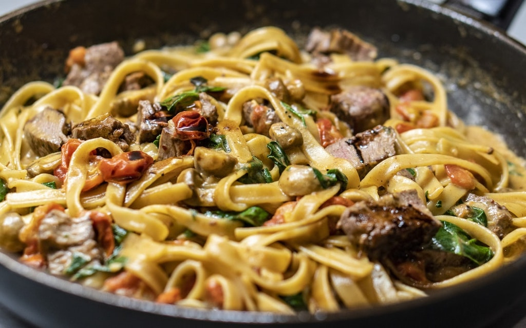 Veg Pasta, Best Vegetarian Restaurants in Geneva